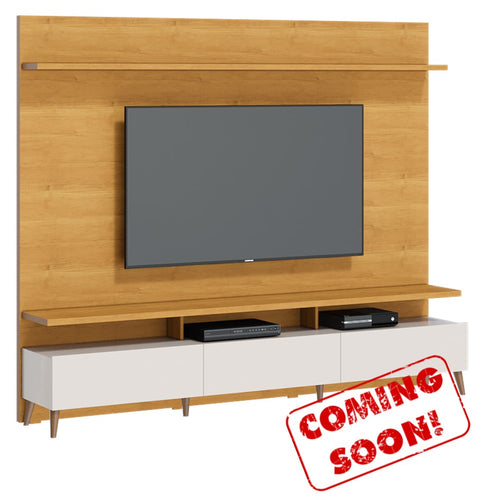 Freestanding Wall TV Panel + Rack Boss 220