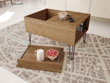 Load image into Gallery viewer, Bau coffee table with removable tray living room