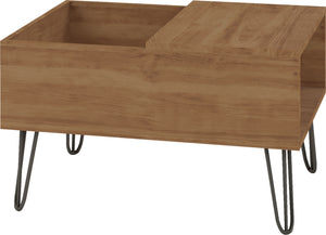 Bau coffee table with country design