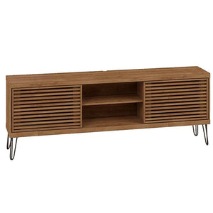 The Frizz TV Stand  combines elegance and modernity.