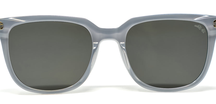 La Brea Grove Ash grey sunglasses - back