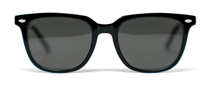 La Brea Grove Ash grey sunglasses - front