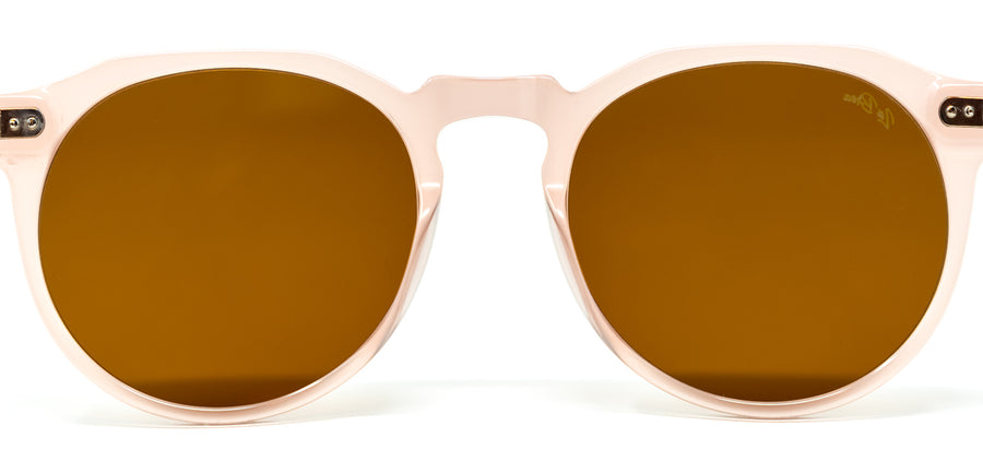 La Brea Marmont Rose sunglasses - back