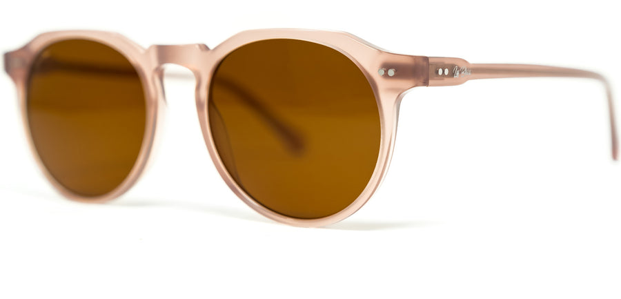 La Brea Marmont Rose sunglasses - side