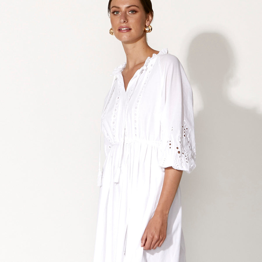The Passion Dress - White