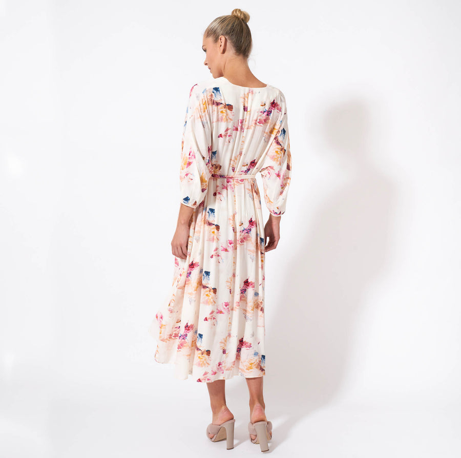 Meet Me In St Louis Dress - Floral Print