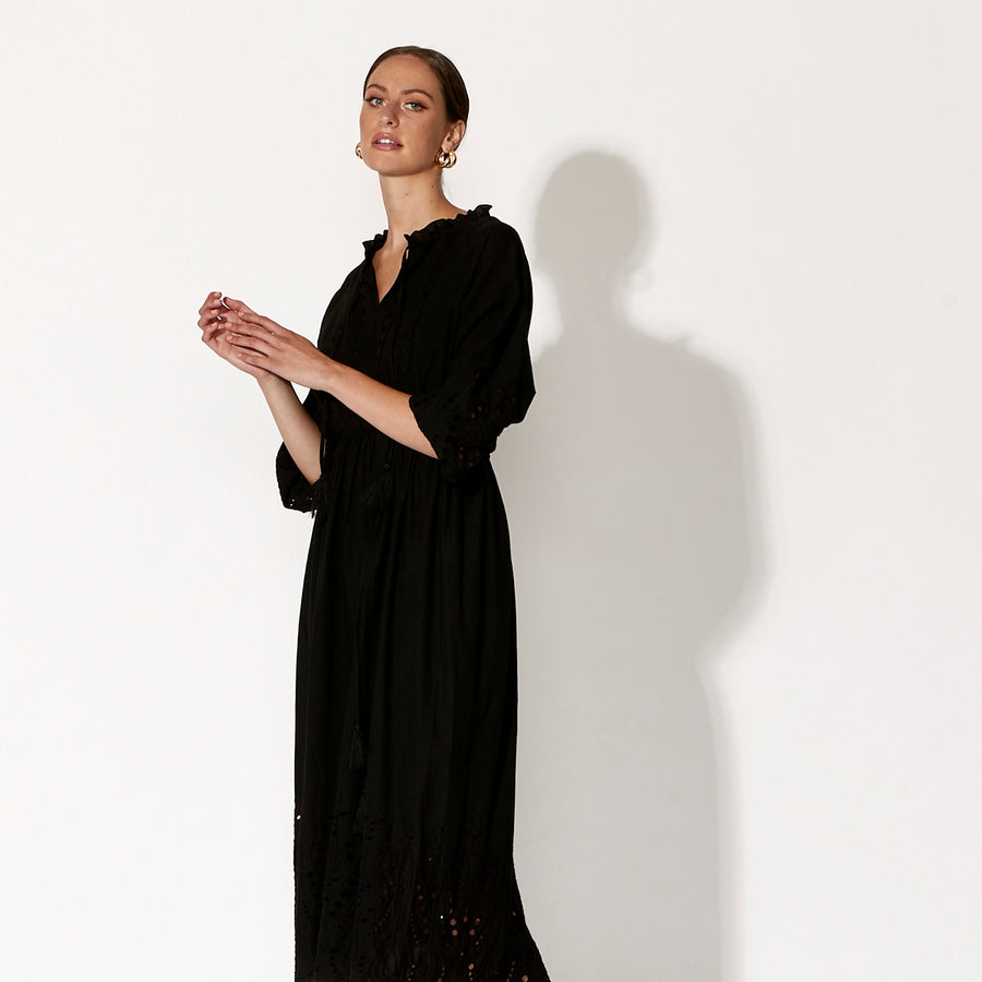 The Passion Dress - Black