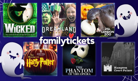🎃BOO!!!…6 Frighteningly Good Family Events For Halloween and beyond 👻