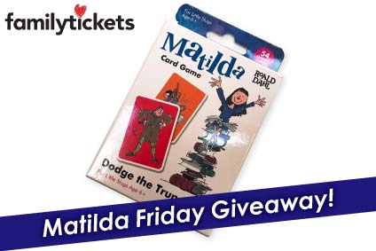 Win A Magical Gift In Our Matilda Giveaway!