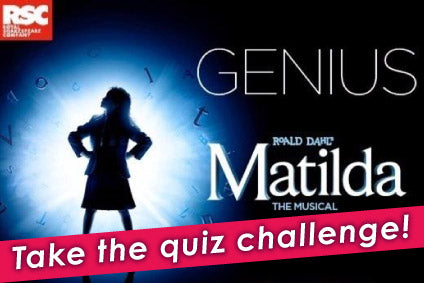 Take The Matilda The Musical Quiz Challenge!