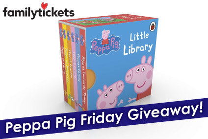 Win A Peppa Pig Gift In Our Peppa Pig Giveaway!