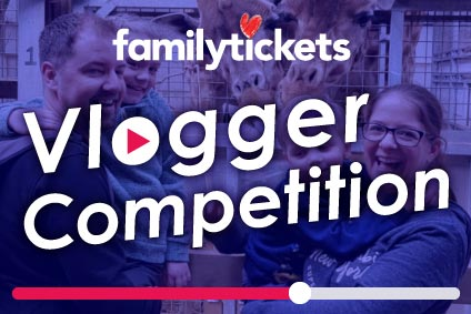Win tickets to a top show in the Family Tickets Vlogger Competition!