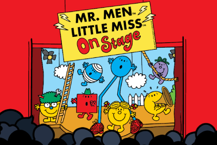Sign up for Mr Men & Little Miss news
