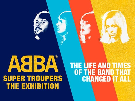 ABBA Super Troupers -  The Exhibition
