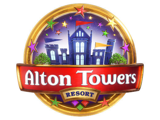 Alton Towers Theme Park - One Day Entry