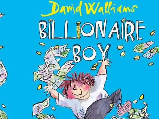 Billionaire Boy (Wirral)