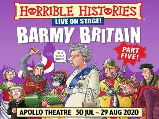 Horrible Histories: Barmy Britain Pt 5