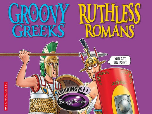 Horrible Histories - Groovy Greeks (Wirral)