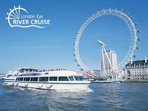 London Eye River Cruise Priority Boarding