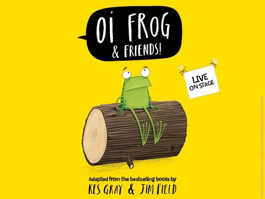 Oi Frog and Friends!