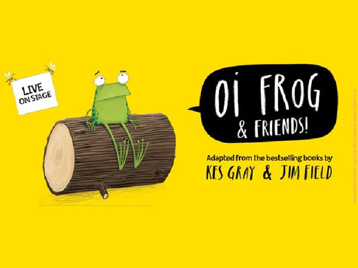 Oi Frog & Friends! (Hayes)