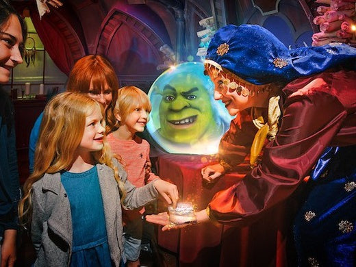 Shrek's Adventure! London – Daily Entry