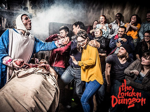 London Dungeon - Multibuy Options