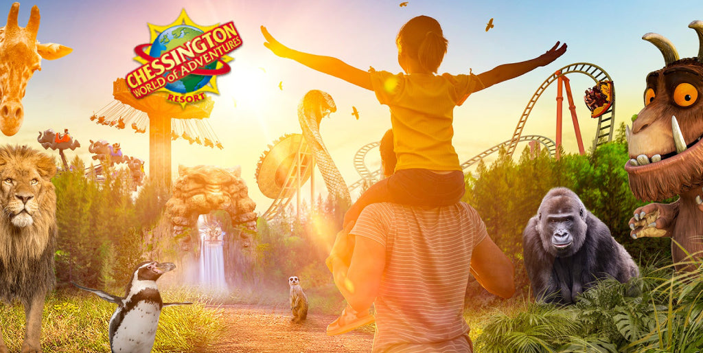 Visit Chessington World of Adventure Resort