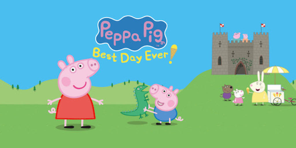 See Peppa Pig's Best Day Ever!