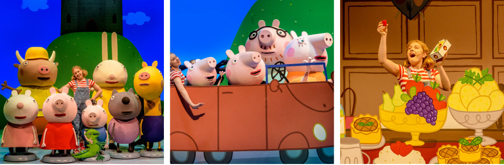 Peppa Pig's Best Day Ever at FamilyTickets