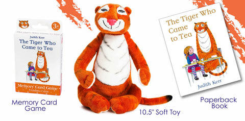 The Tiger Who Came To tea Giveaway Family Tickets