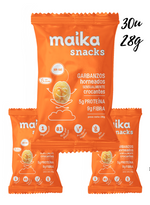 Chao crutones: 30 maika snacks natural 28g