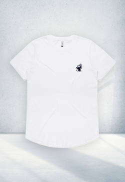 Anniversary Tee - White  (Ladies)