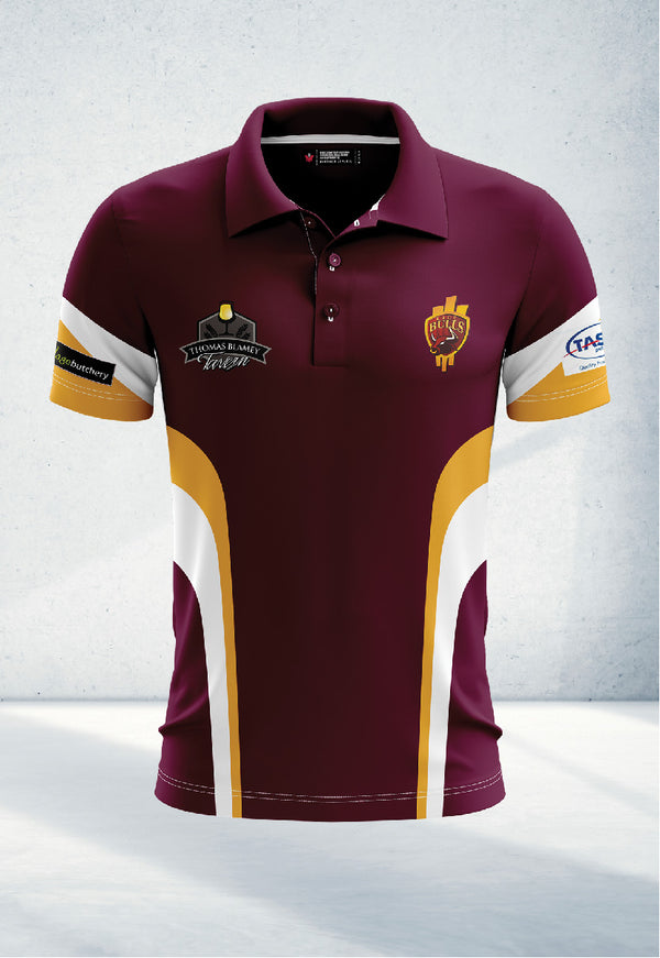 Maroon Polo Shirt – Senior's