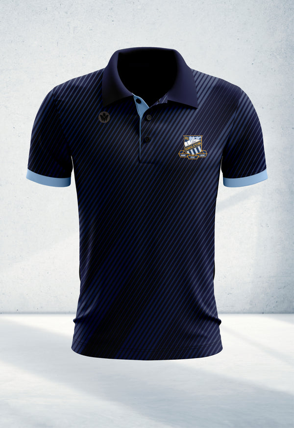 Staff Navy Polo Shirt