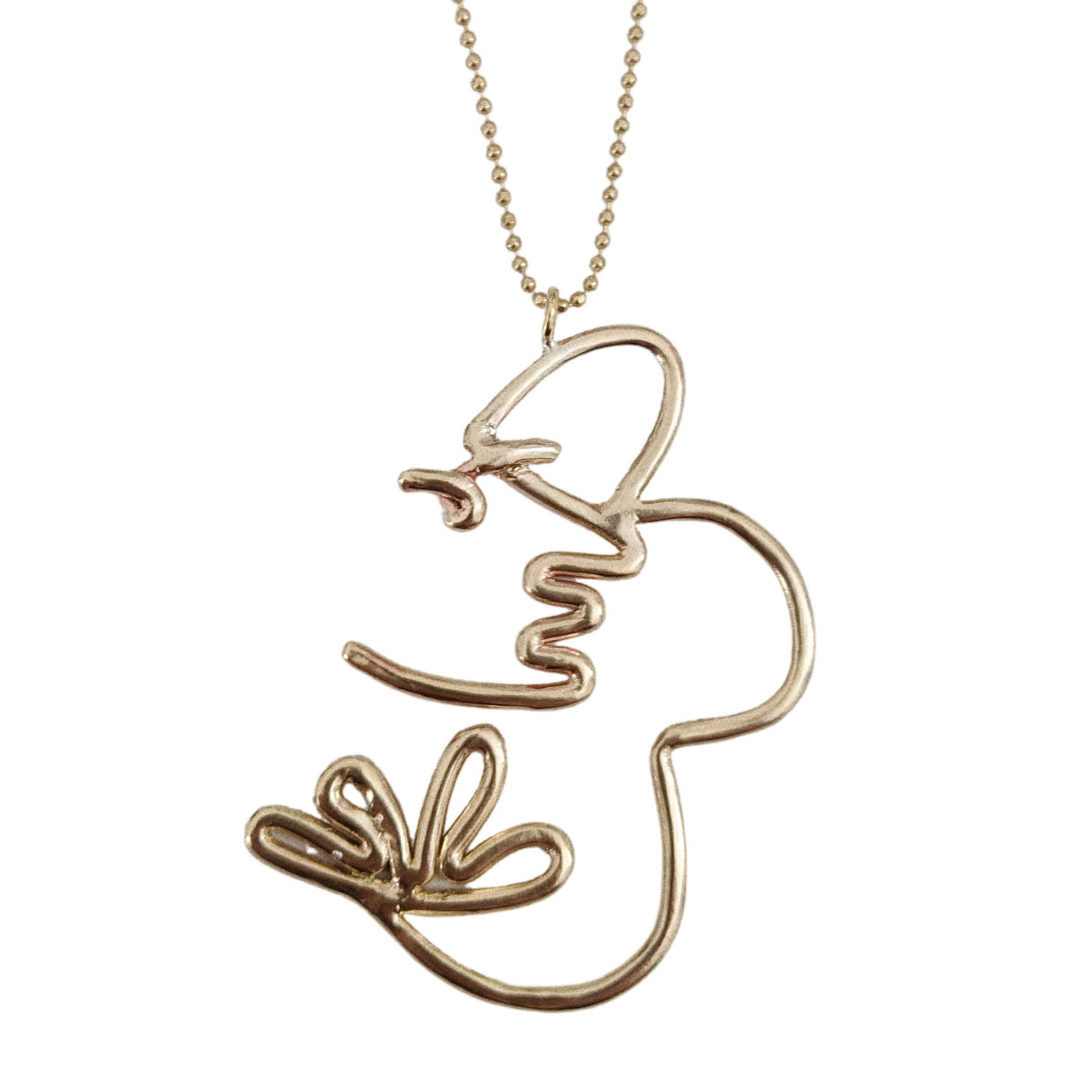 Stop and Smell the Flowers Necklace
