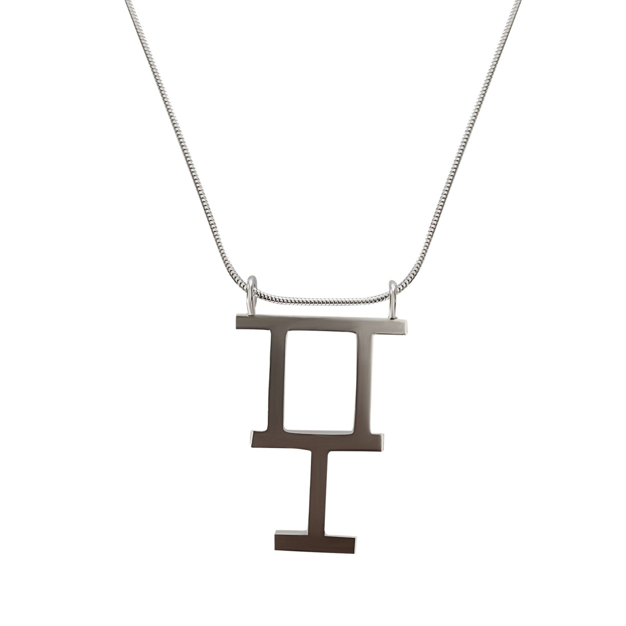 Tower Necklace