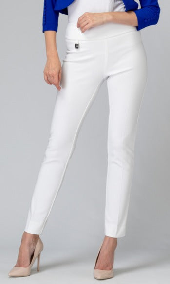 Joseph Ribkoff Vanilla Slim Pant - Sizes 8, 10, 12, 14.