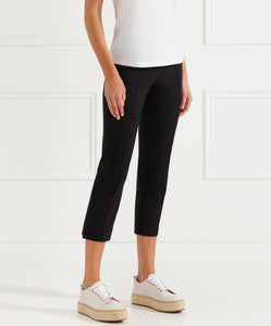 Verge Black Acrobat 7/8 Pant - Sizes 8, 10, 12, 14, 16.