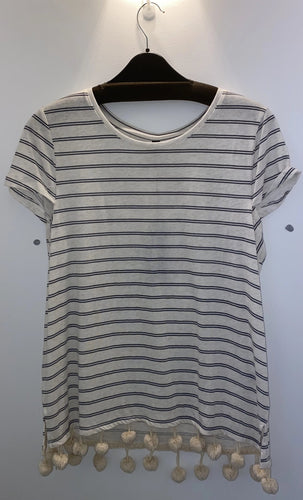 SALE F 426 Cap Sleeve Tee