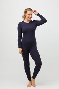 Tani Full Leggings.    Midnight Marl.   Sizes S, XL, XXL.
