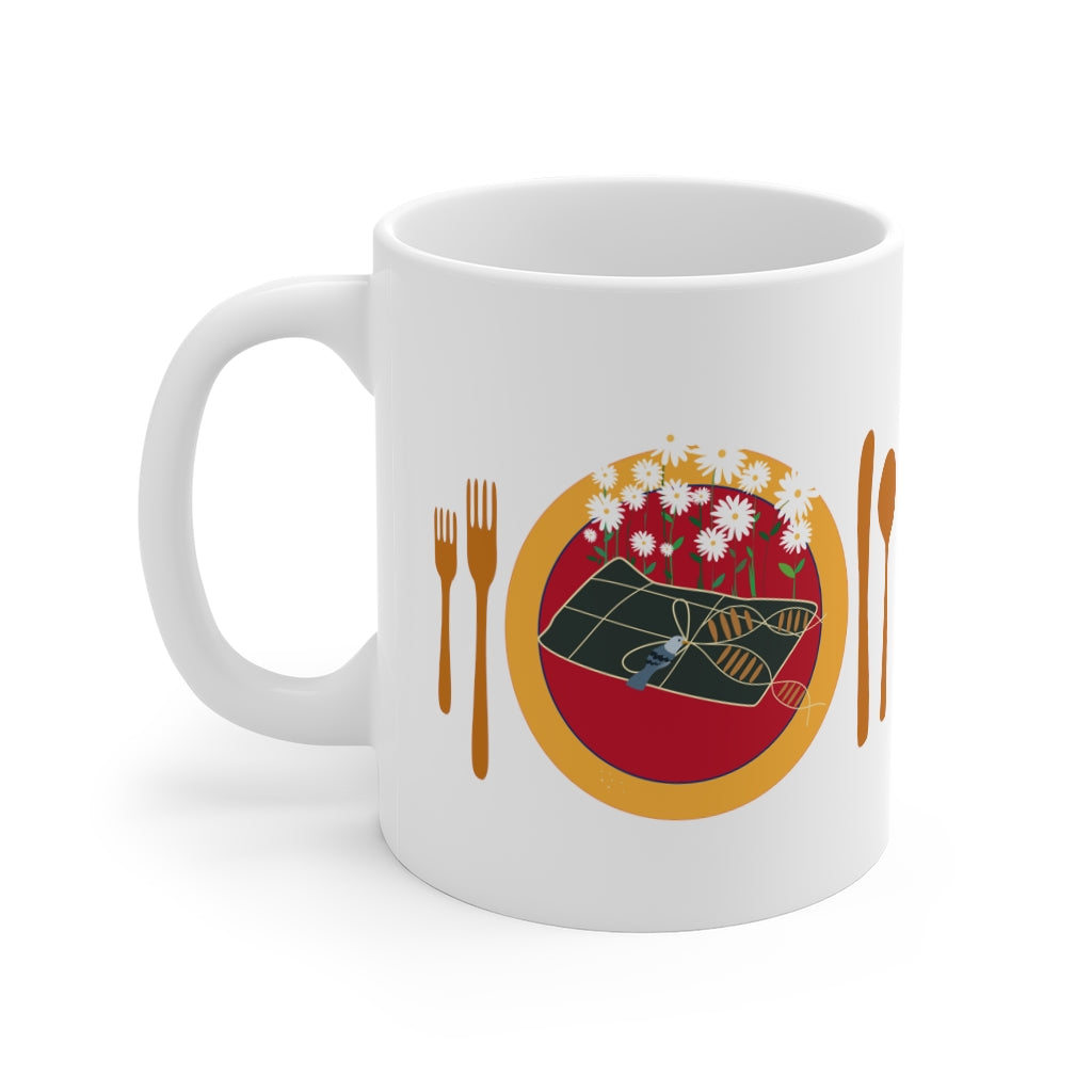 La Hallaca Is My Tradition Mug 11oz