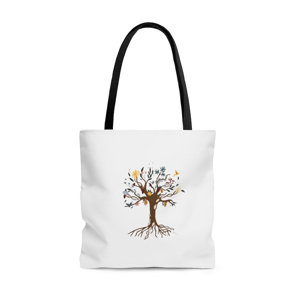 demasiado-DNA-tree-Tote-Color-Bag