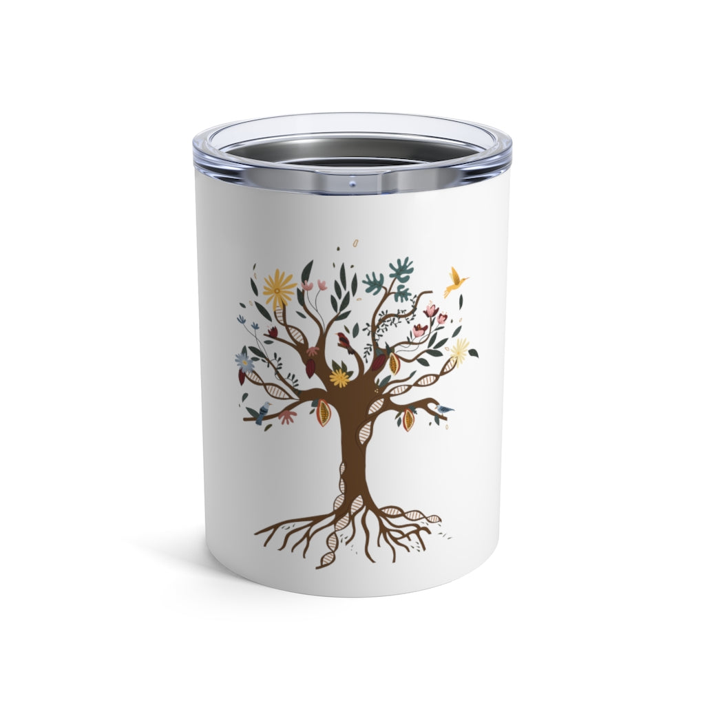 Traditions DNA Tree Tumbler 10oz