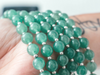 Liberté Aventurine quartz mala necklace