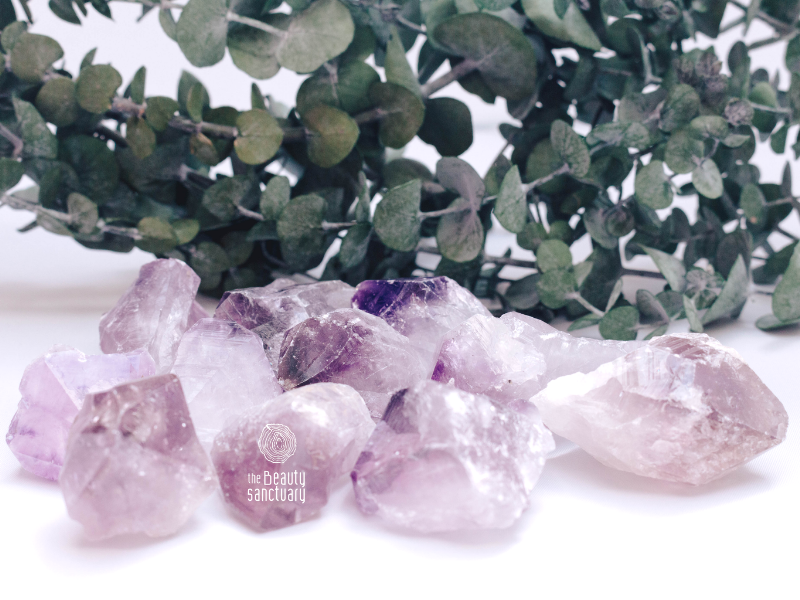 Amethyst points meaning