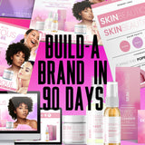 BUILD A BRAND IN 90 DAYS