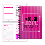 BOUGIE LIFESTYLE PLANNER