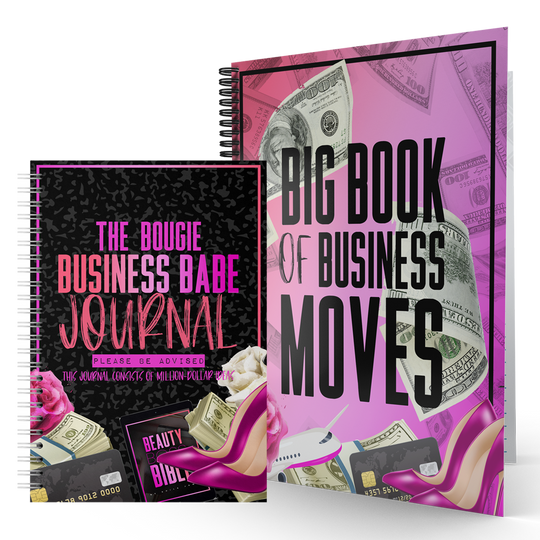 THE ULTIMATE BUSINESS MOVES BUNDLE