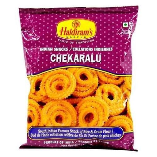 Haldiram's Chekaralu 150g - Indian Bazaar - Online Indian Grocery Store